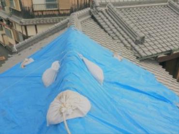 自然災害 屋根