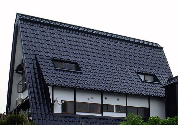 急勾配 屋根