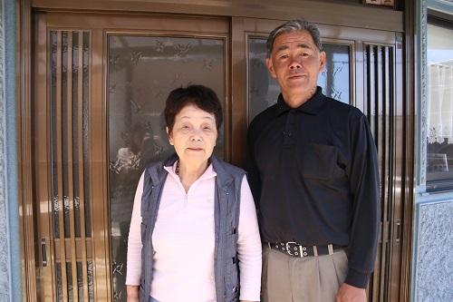 広島市佐伯区で屋根瓦の葺き直し工事を行ったK様の声