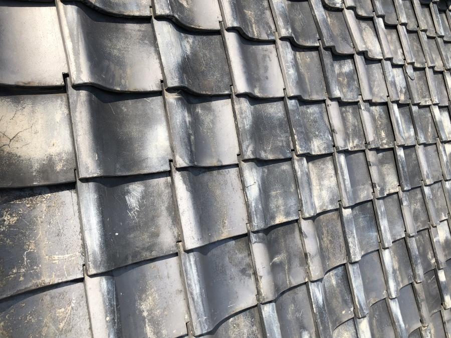 瓦屋根の劣化