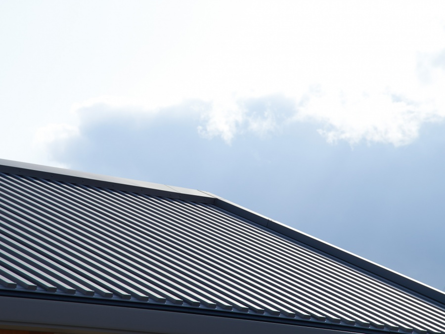 屋根紫外線