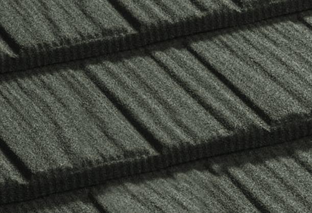 ストーンチップ屋根表面