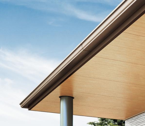 軒天 木材系