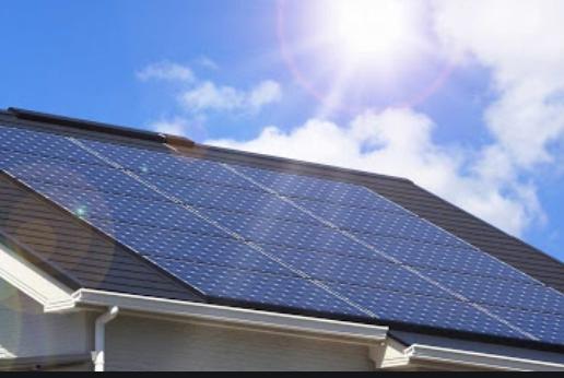 屋根 太陽光