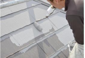 屋根塗装 画像 2
