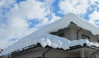 豪雪地帯 屋根