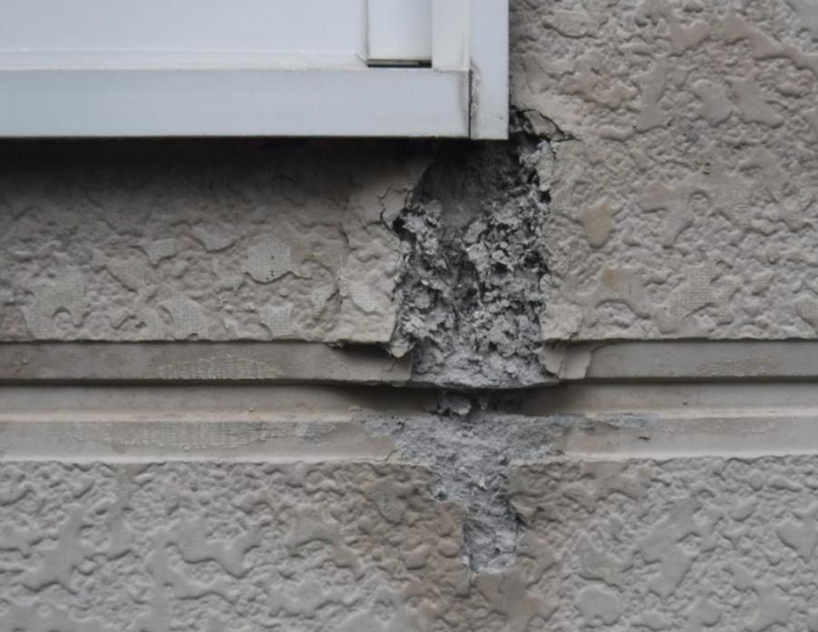 凍害 外壁